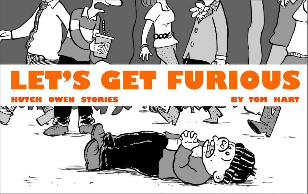 Hutch Owen Vol. 3: Let's Get Furious