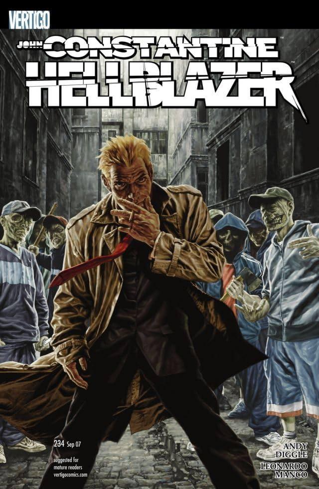 Hellblazer #234