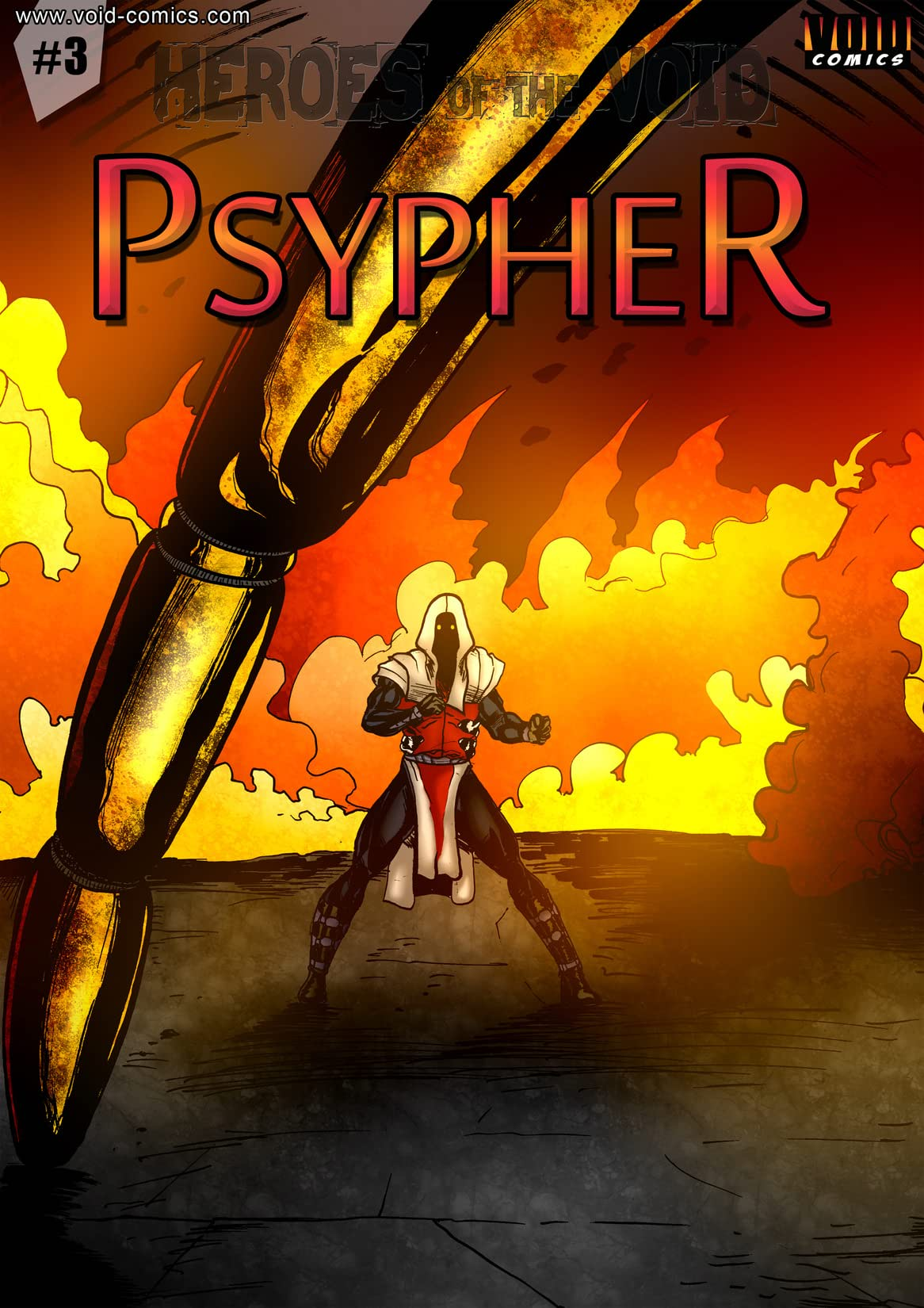 Psypher #3