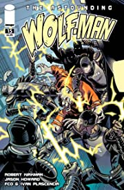 The Astounding Wolf-Man #15