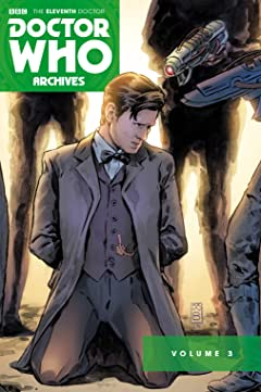 Doctor Who: The Eleventh Doctor Archives Vol. 3