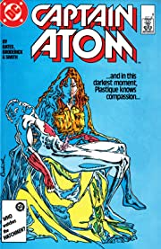 Captain Atom (1986-1991) No.8