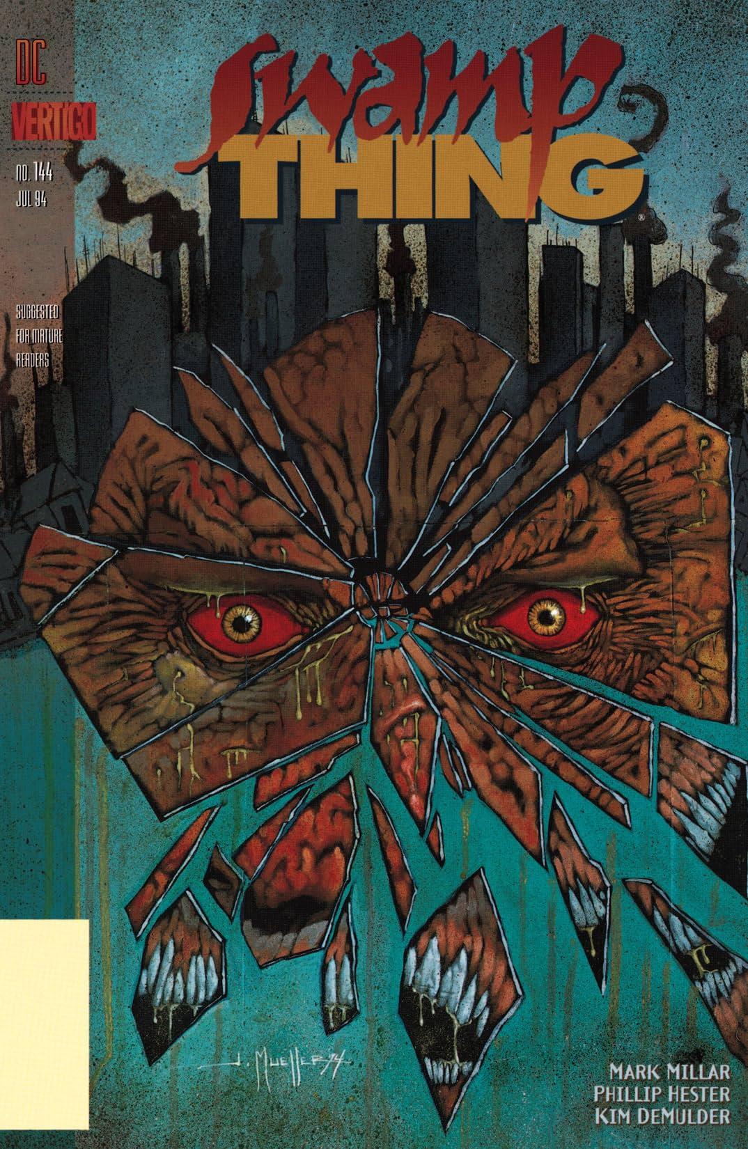 Swamp Thing (1982-1996) #144