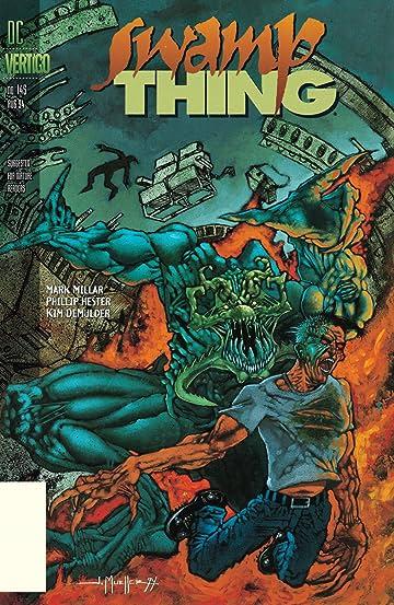 Swamp Thing (1982-1996) #145