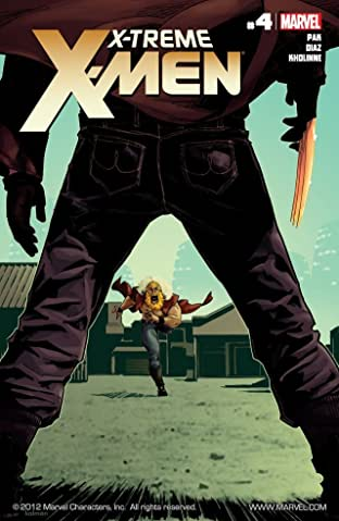 X-Treme X-Men (2012-2013) No.4