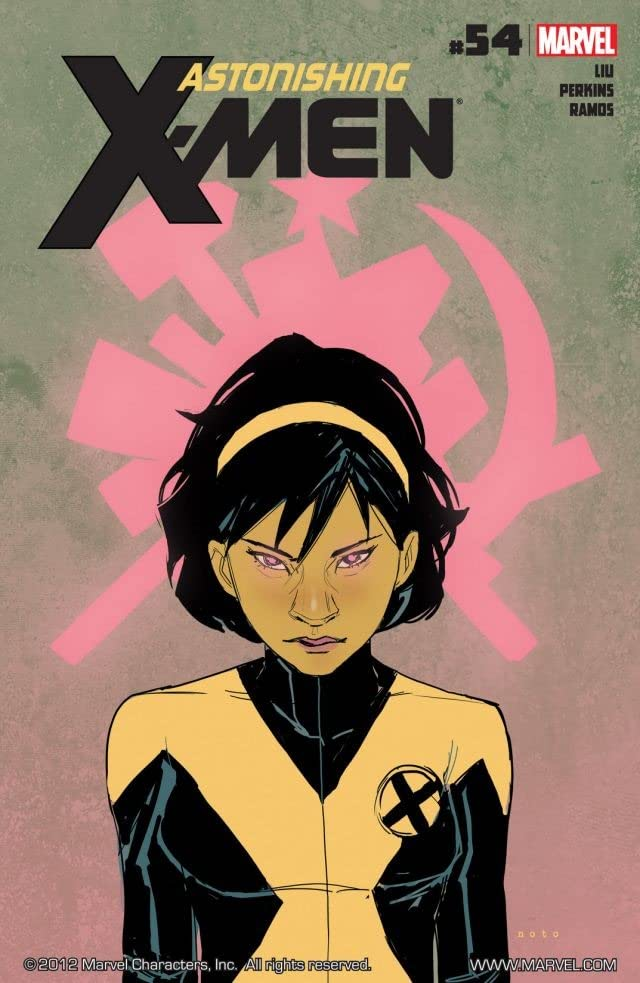 Astonishing X-Men (2004-2013) #54
