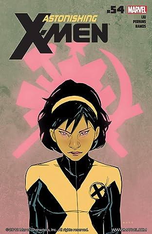 Astonishing X-Men (2004-2013) #54