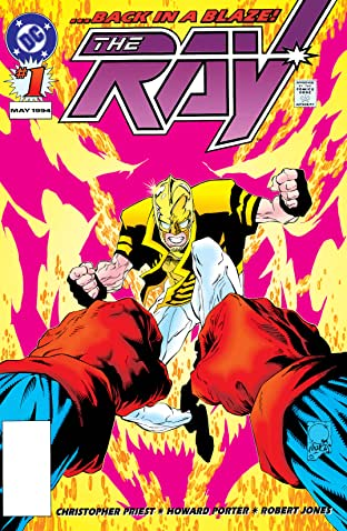 The Ray (1994-1996) #1