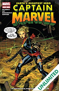 Captain Marvel (2012-2013) #4