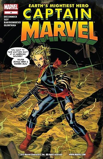 Captain Marvel (2012-2013) #4