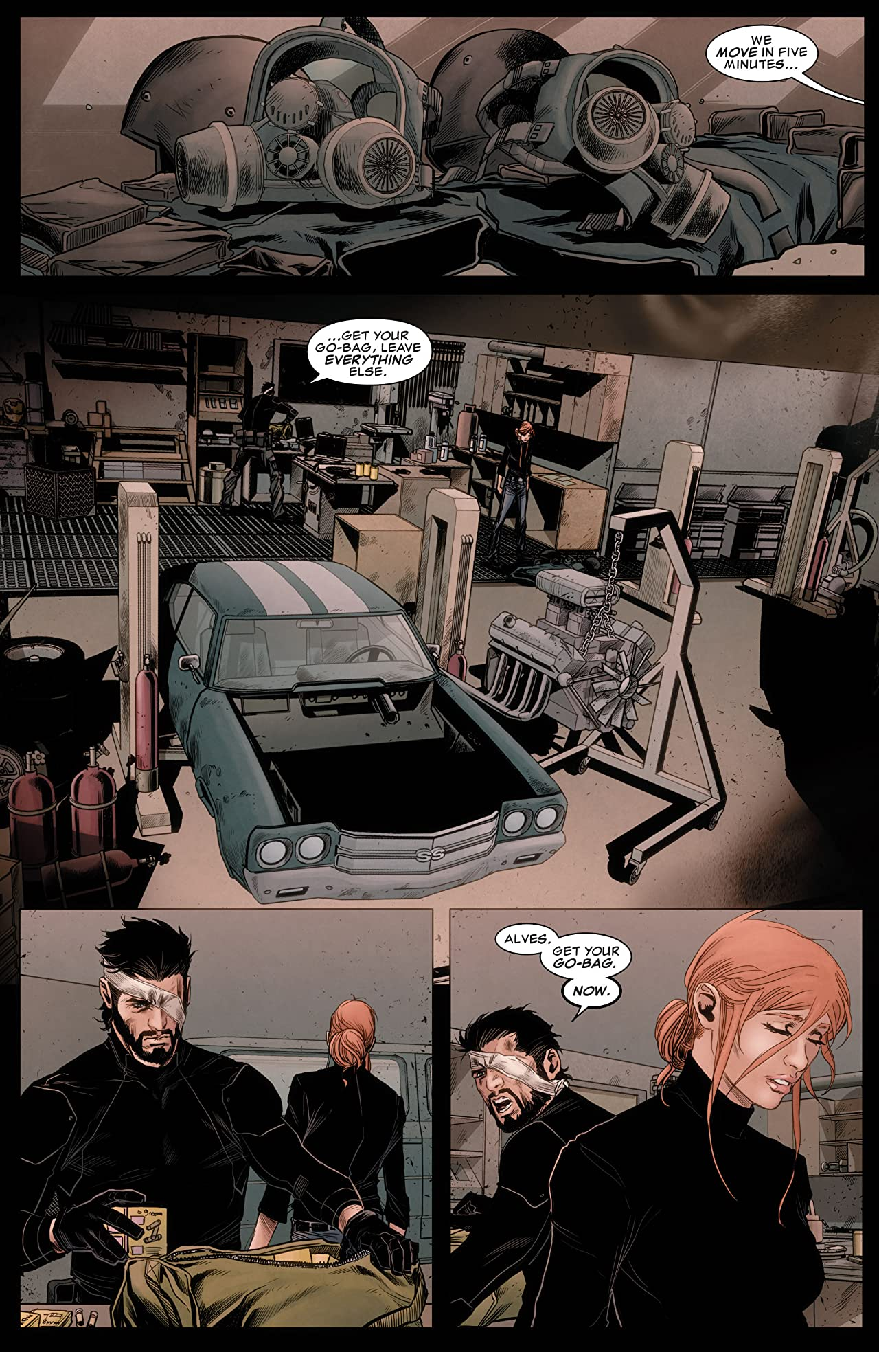 Punisher (2011-2012) #16