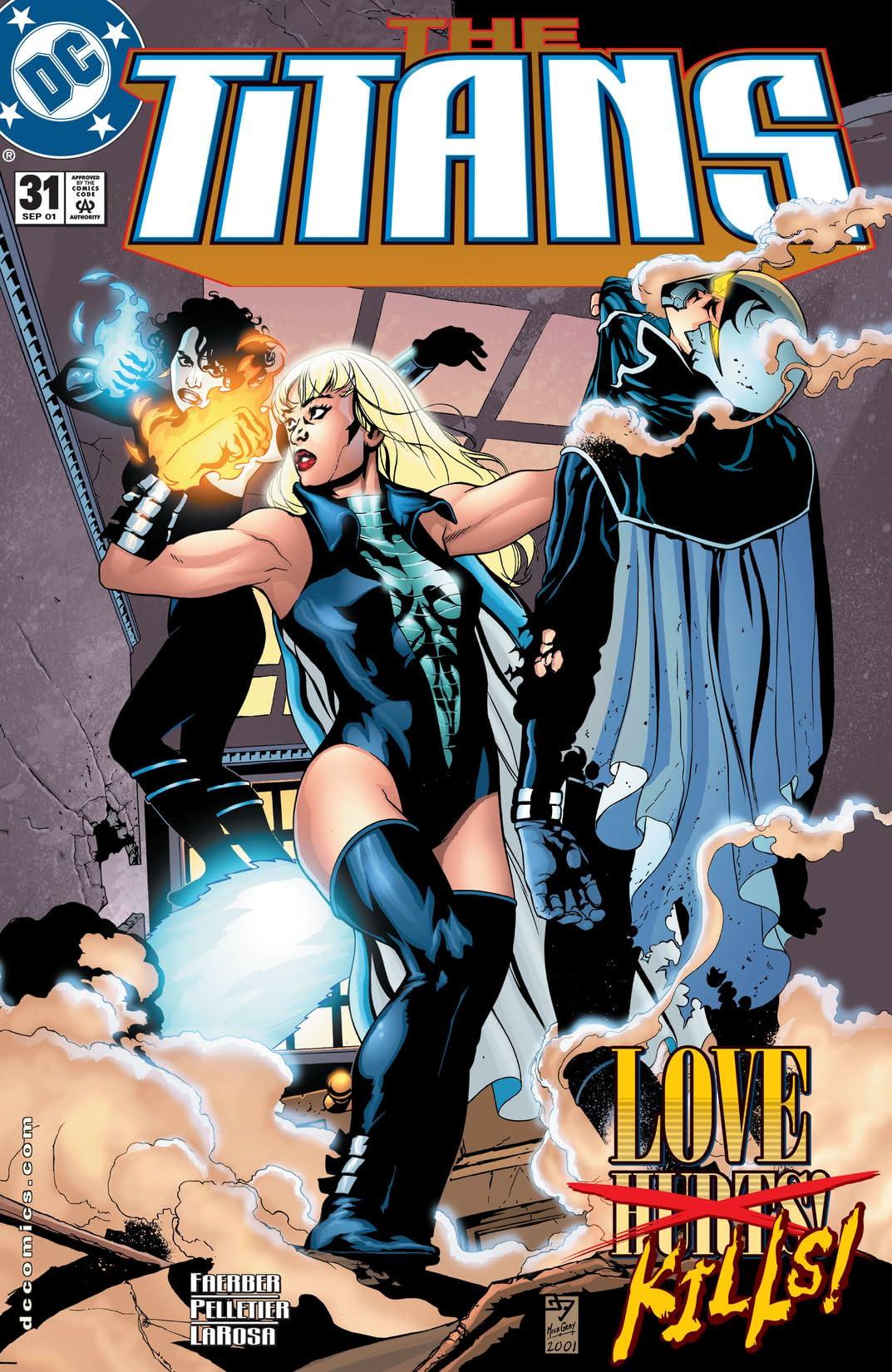 The Titans (1999-2003) #31