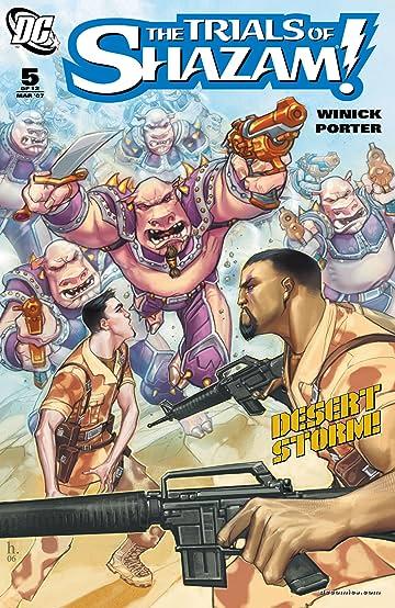 Trials of Shazam (2006-2008) #5