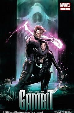 Gambit (2012-2013) #3