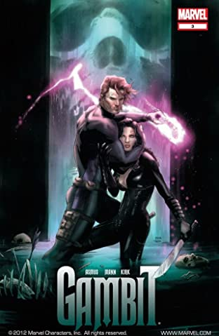 Gambit (2012-2013) No.3