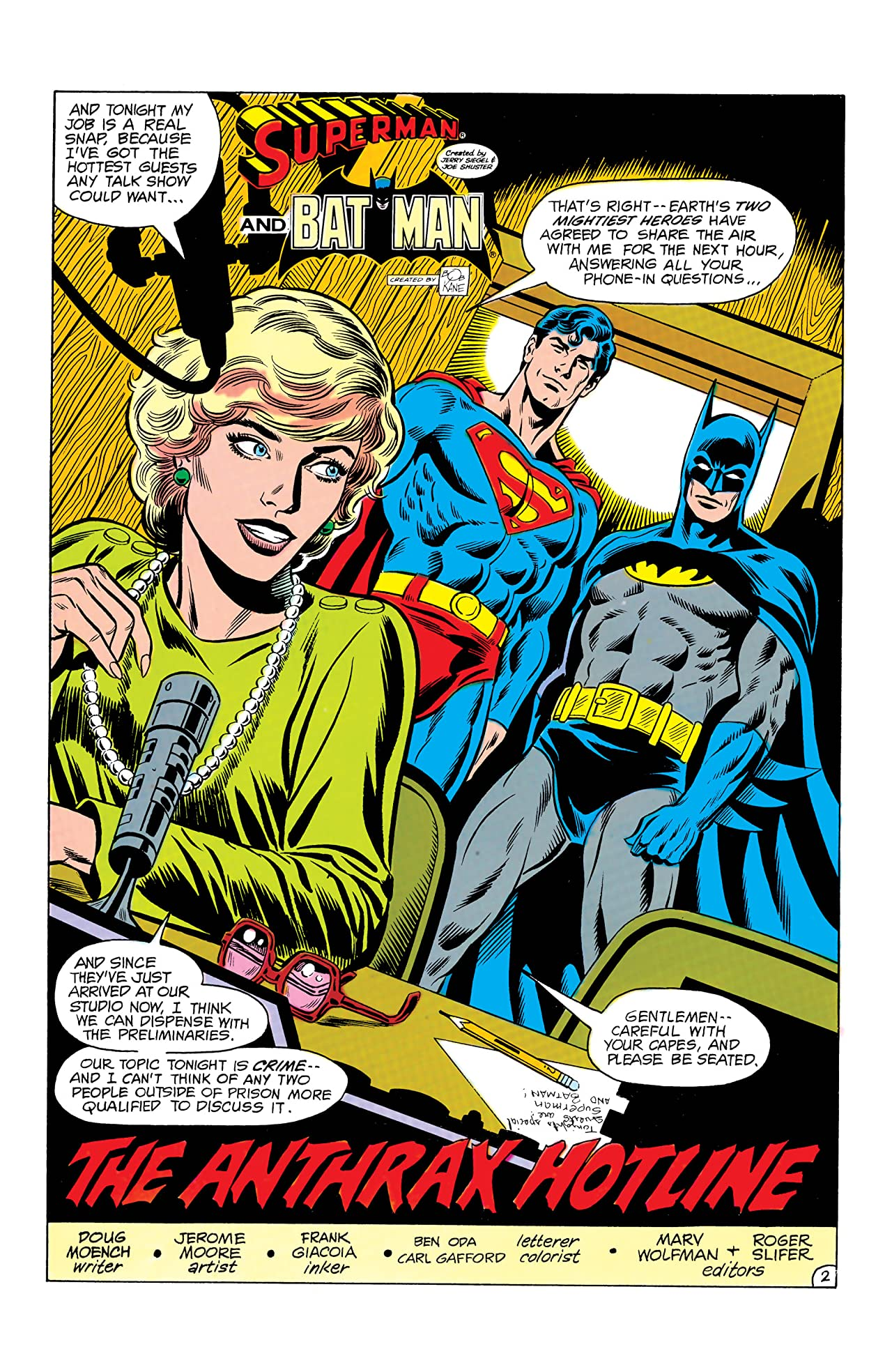 World's Finest Comics (1941-1986) #292