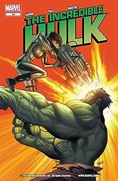 Incredible Hulk (2011-2012) #14