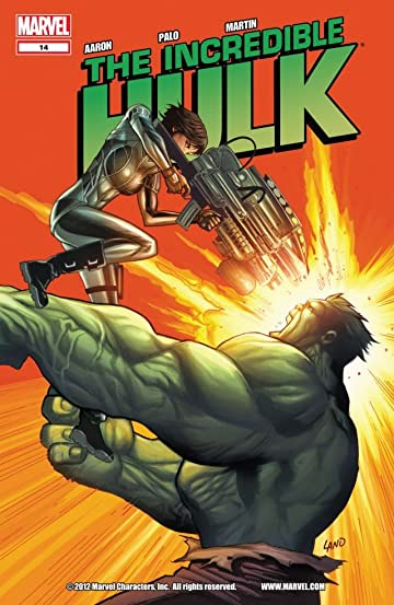 Incredible Hulk (2011-2012) #14