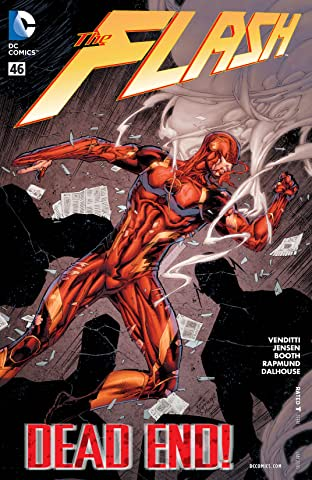 The Flash (2011-) #46
