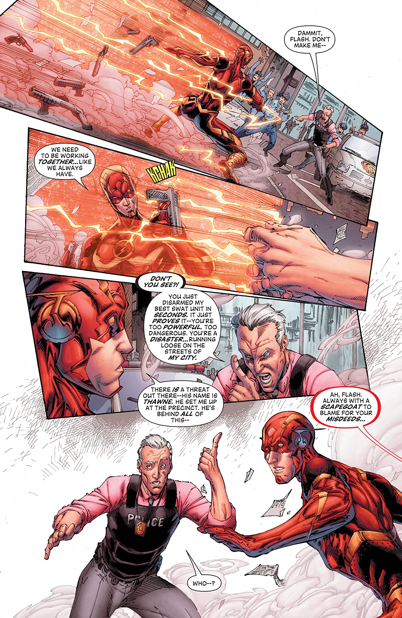 The Flash (2011-2016) #46