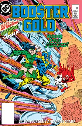 Booster Gold (1986-1988) #17