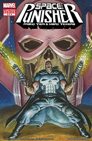 Space: Punisher #3 (of 4)
