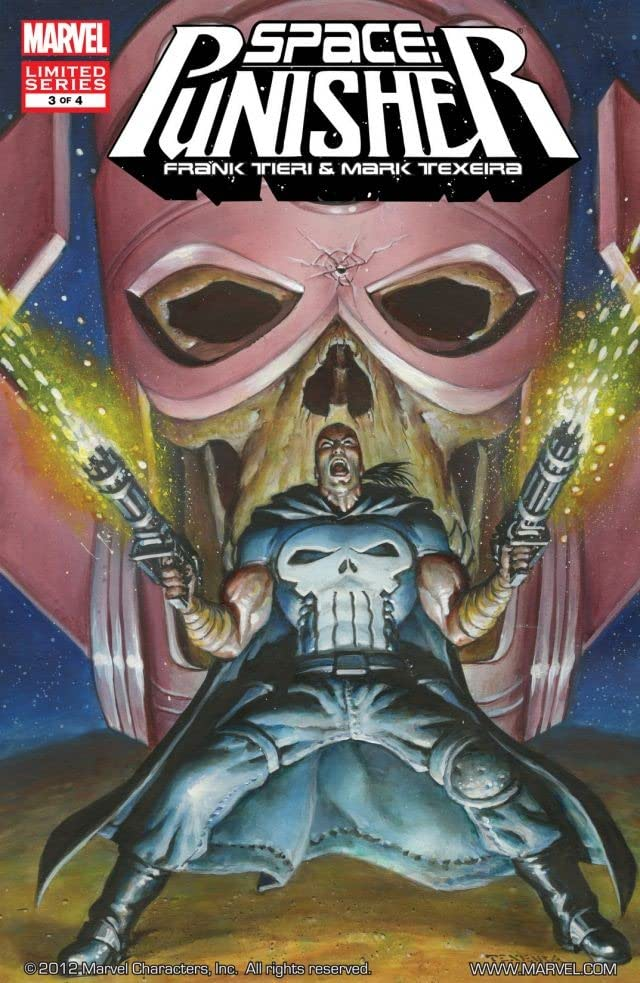 Space: Punisher #3