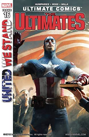 Ultimate Comics Ultimates No.16