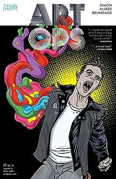 Art Ops (2015-2016) No.2