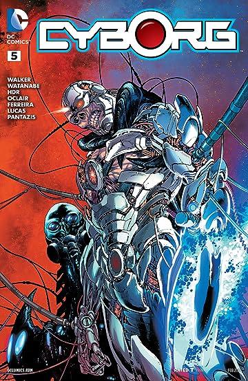 Cyborg (2015-2016) #5