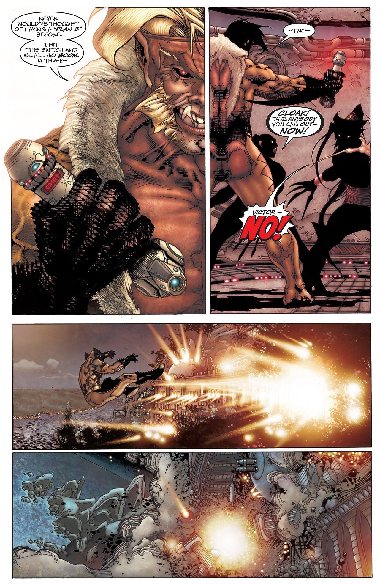 Wolverine (2010-2012) #313
