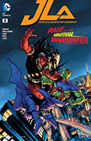Justice League of America (2015-2016) #5