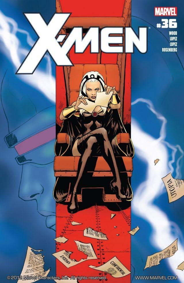 X-Men (2010-2013) #36
