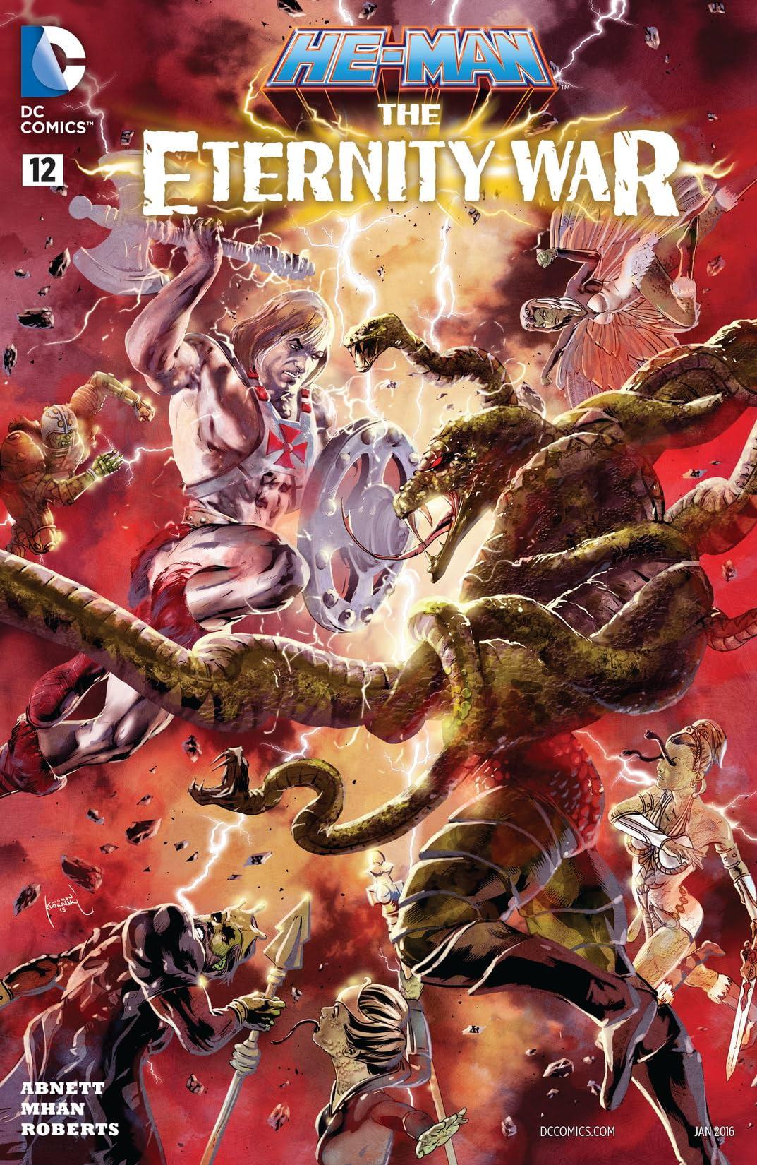 He-Man: The Eternity War (2014-2016) #12