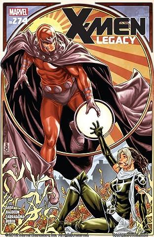 X-Men: Legacy (2008-2012) #274