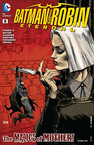 Batman & Robin Eternal (2015-) #8