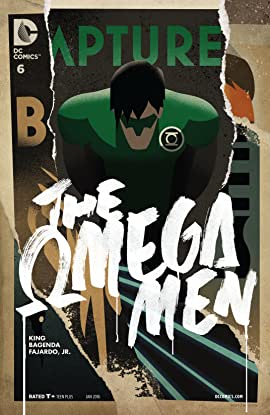 The Omega Men (2015-2016) #6