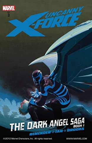 Uncanny X-Force Tome 3: Dark Angel Saga Book 1