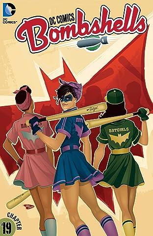DC Comics: Bombshells (2015-2017) #19
