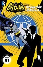 Batman '66 Meets the Man From UNCLE (2015-2016) #1
