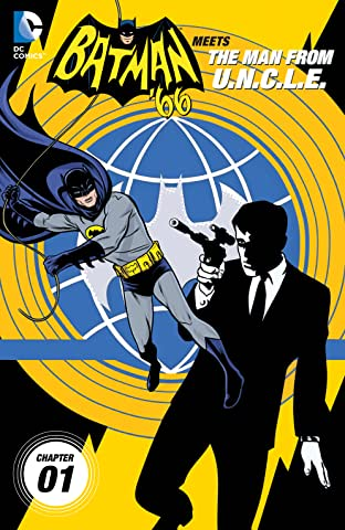 Batman '66 Meets the Man From UNCLE (2015-) #1