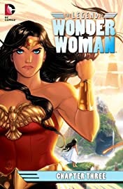The Legend of Wonder Woman (2015-2016) #3