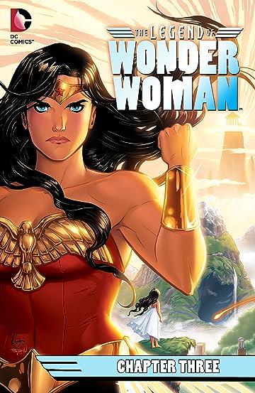 The Legend of Wonder Woman (2015-2016) #3