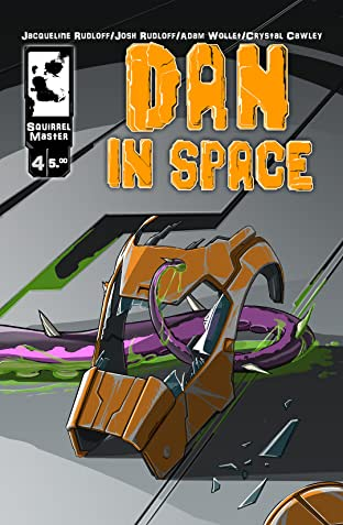 Dan In Space #4