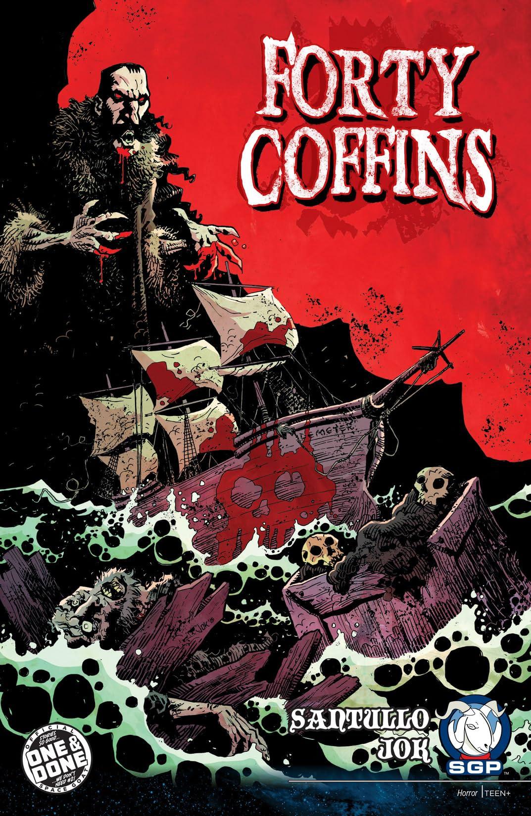 40 Coffins