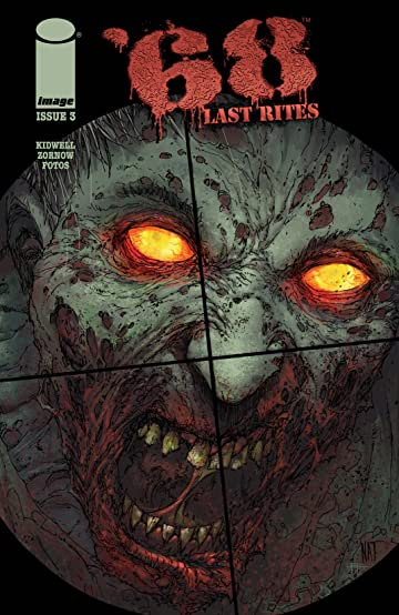 '68 (Sixty-Eight): Last Rites #3 (of 4)