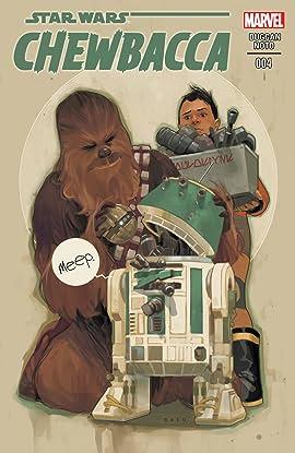 Chewbacca (2015) #4 (of 5)
