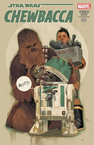 Chewbacca (2015) #4 (of 5)