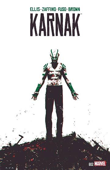 Karnak (2015-2017) #2