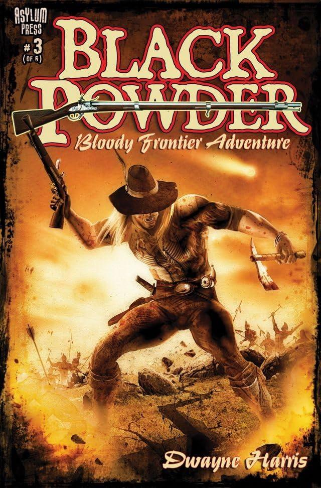 Black Powder #3 (of 6)